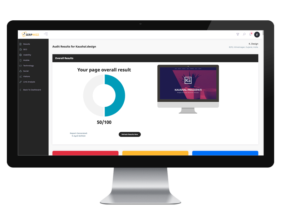 Comprehensive Website Audit
