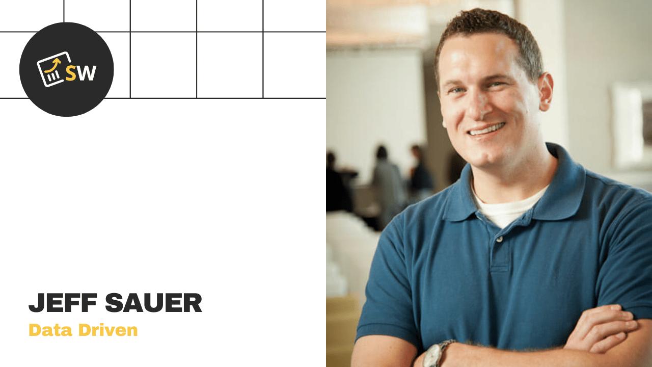 Jeff Sauer – Data Driven Interview