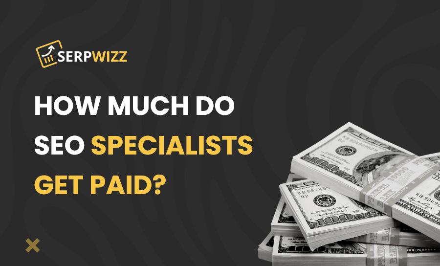 How much does an seo specialist make