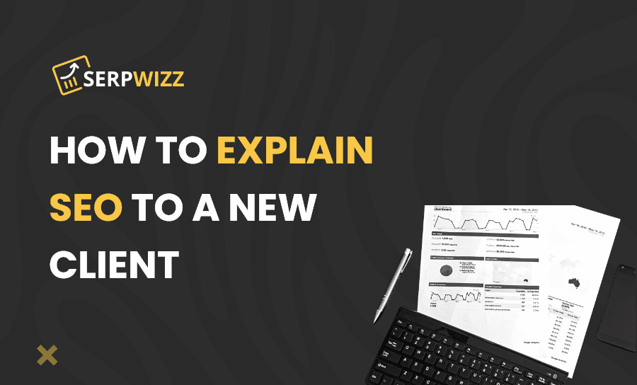 explain SEO to a new client